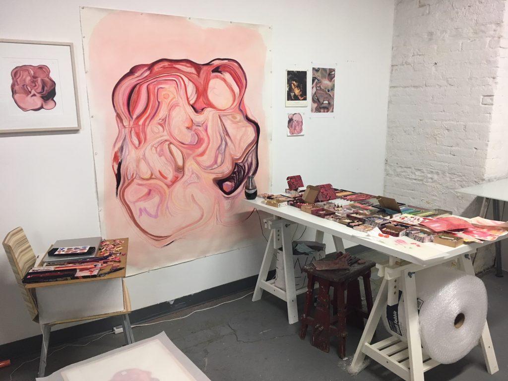 Alumni Studio Visit Mary Murphy New York Studio School